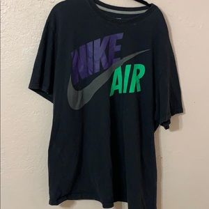 Nike Air Regular Fit Spellout Asher Sz 3XL